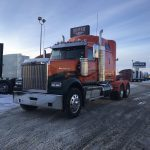 2013 WESTERN STAR 4900 SF CONVENTIONAL TRUCK WITH SLEEPER (3840C)