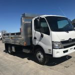 2019 HINO 195D-149-SS-A-H-19 CABOVER (H19018)