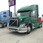 2011 VOLVO VNL64T670 CONVENTIONAL TRUCK WITH SLEEPER (38112-2)