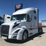 2020 VOLVO  VNL64T760 CONVENTIONAL TRUCK WITH SLEEPER (40079)