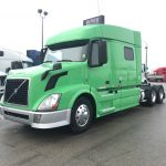 2014 VOLVO VNL64T730 CONVENTIONAL TRUCK WITH SLEEPER (40108-1)