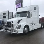 2012 VOLVO VNL64T670 CONVENTIONAL TRUCK WITH SLEEPER (39127-2)