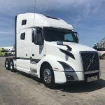 2020 VOLVO VNL64T760 CONVENTIONAL TRUCK WITH SLEEPER (40172)