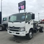 2019 HINO 195D CAB OVER (H19020)
