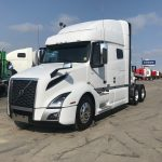 2020 VOLVO  VNL64T740 CONVENTIONAL TRUCK WITH SLEEPER  (40011)