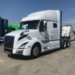 2020 VOLVO  VNL64T740 CONVENTIONAL TRUCK WITH SLEEPER (40012)