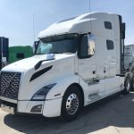 2020 VOLVO  VNL64T760 CONVENTIONAL TRUCK WITH SLEEPER (40177)