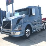 2008 VOLVO VNL64T630 CONVENTIONAL TRUCK WITH SLEEPER (40109-1)