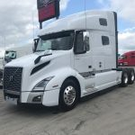 2020 VOLVO VNL64T760 CONVENTIONAL TRUCK WITH SLEEPER (40201)