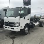 2020 HINO 195D-161-SS-A-H-20 CAB AND CHASSIS (H20011)