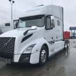2020 VOLVO VNL64T740 CONVENTIONAL TRUCK WITH SLEEPER (40193)
