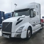 2020 VOLVO VNL64T760 CONVENTIONAL TRUCK WITH SLEEPER (40212)