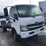 2020 HINO 195D-161-AS-A-H-20 CAB AND CHASSIS (H20016)