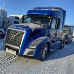 2020 VOLVO  VNL64T760 CONVENTIONAL TRUCK WITH SLEEPER (40222)