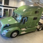 2020 VOLVO VNL64T760 CONVENTIONAL TRUCK WITH SLEEPER (40221)